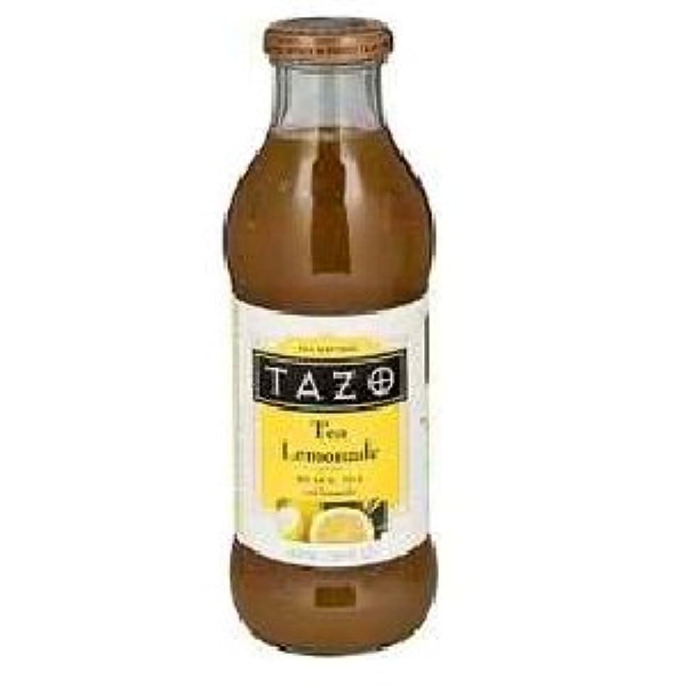 無知トリッキーシエスタTazoレモネードIced Tea – 13.8 Oz