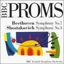 Beethoven: Symphony #7 / Shostakovich: Symphony #3
