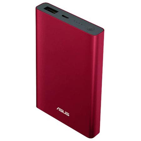 90AC00L0-BBT014(ワインレッド) ZenPower Slim 6000 スリムスタイ