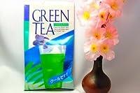 石臼で丹念に挽いた和束抹茶を使用 上品な甘さのグリーンティ240g