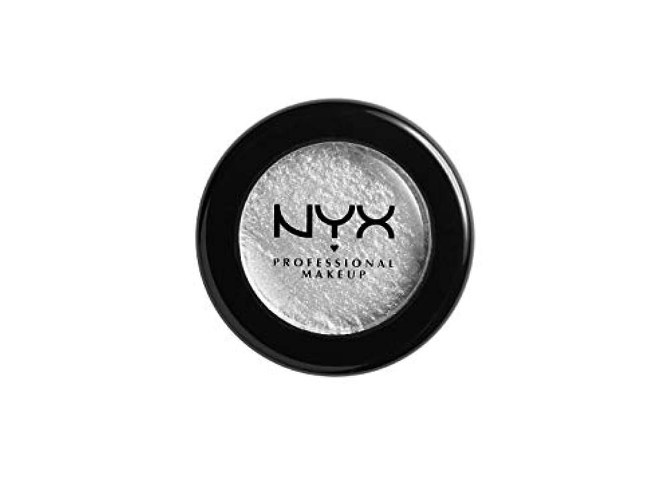 悪化させる主人毒性NYX(ニックス) フォイルプレイ クリーム アイシャドウ 02 カラー?ウーマン オブ スティール 2.2g