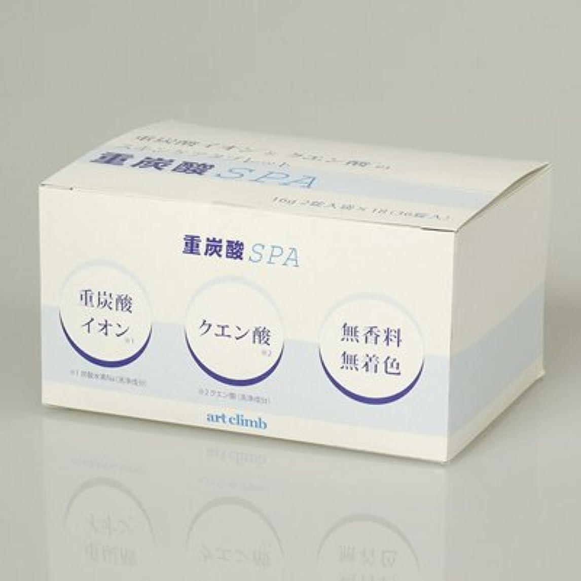 所有権こっそり動かす重炭酸SPA16g 36錠【2個セット】