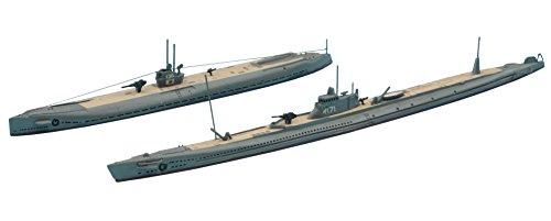 ハセガワ 1/700 ウォーターラインシリーズ 日本海軍 潜水艦 伊-361/伊-171 プラモデル 433
