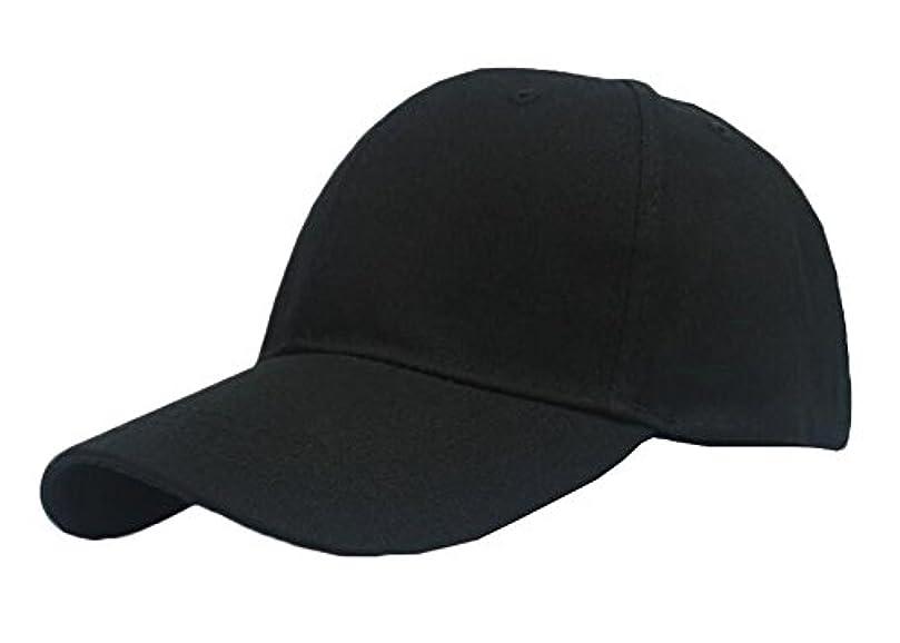 ナンセンス回路罪悪感ブラックシンプルスタイルの野球帽子クリケットキャップサン帽子