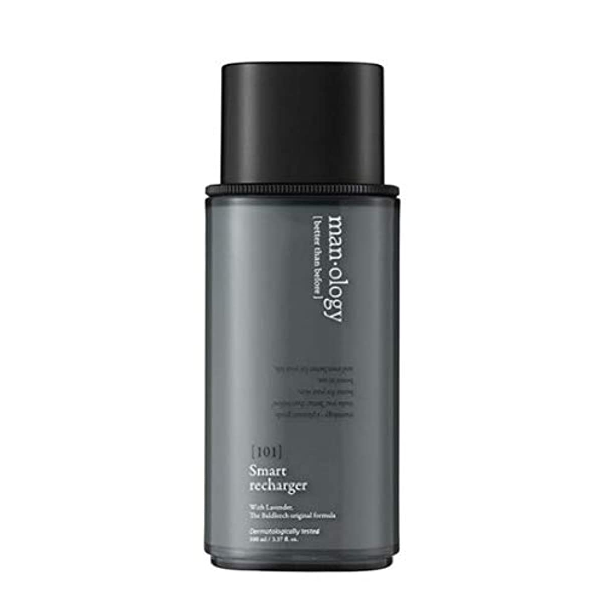 砂のバイオリン理容師ビリープメンオルロッジ101スマートリチャージャー100mlメンズコスメ韓国コスメ、belif Man Ology 101 Smart Recharger 100ml Men's Cosmetics Korean Cosmetics [並行輸入品]