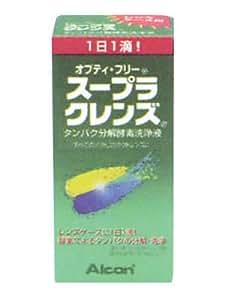 オプティ・フリー スープラクレンズ レンズケース付 5ml (コンタクトケア用品)