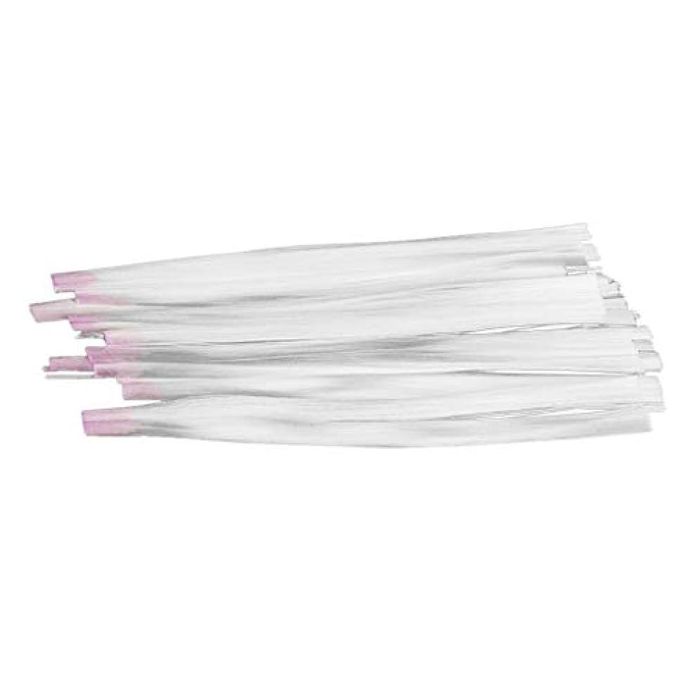 司法できた生命体Injoyo ネイルアート ネイルエクステンション グラスファイバー ネイル延長繊維 ネイル用延長ファイバー