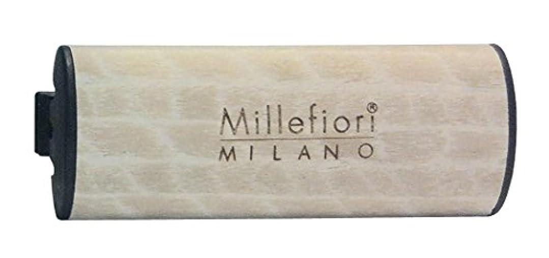 どっちでも抜本的な上院Millefiori カーエアフレッシュナー [WOOD] モノイ CDIF-W-001