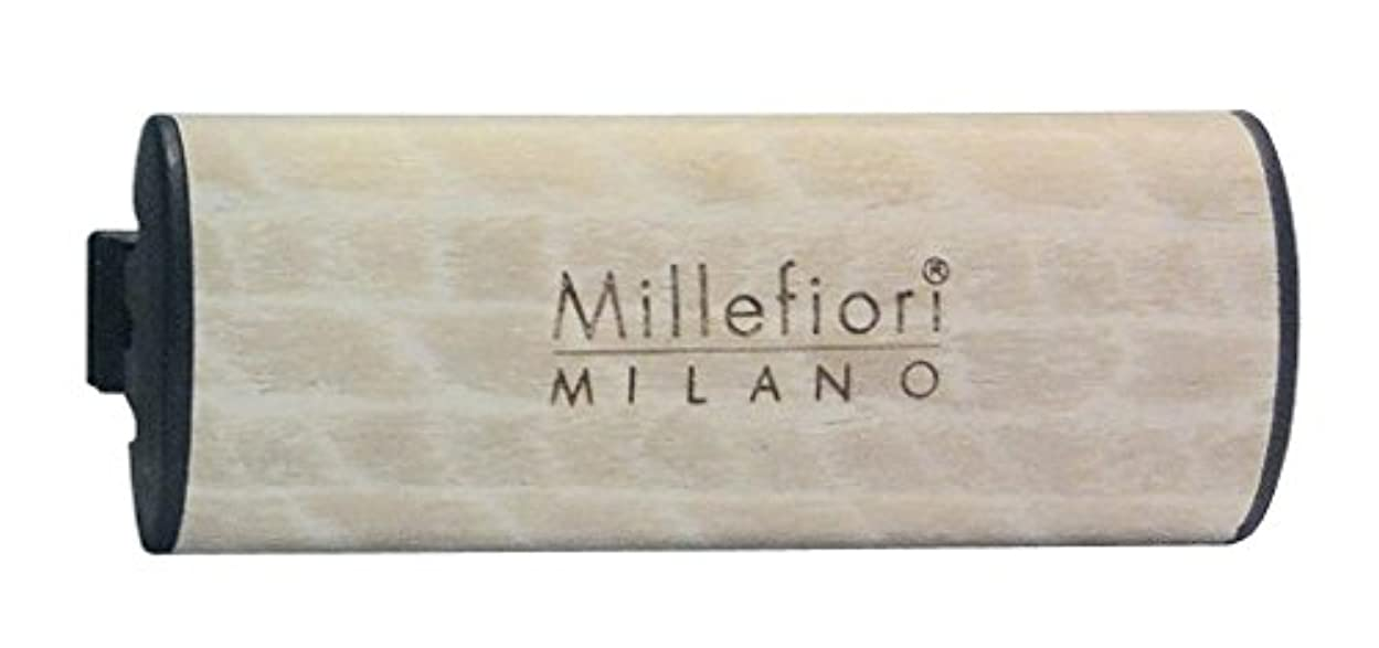 印刷する抜粋圧縮Millefiori カーエアフレッシュナー [WOOD] モノイ CDIF-W-001