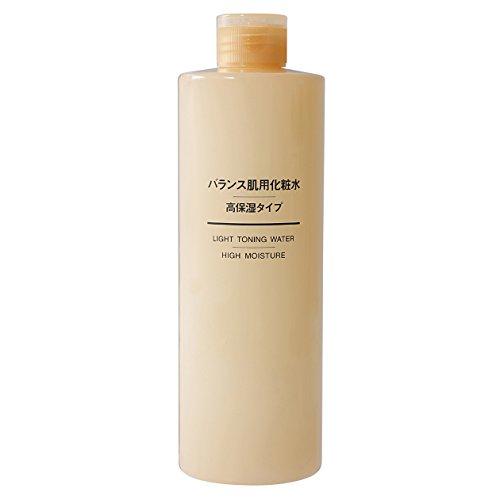 無印良品 バランス肌用化粧水・高保湿タイプ(大容量) 400ml