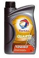 【エンジンオイル】トタル(TOTAL)クォーツ レーシング 10W-60 1L×18缶セット