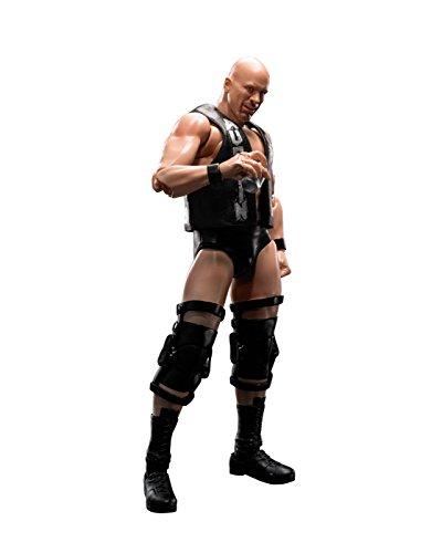 S.H.피규어아츠 WWE 스톤・콜드・수티부・오스틴(Stone Cold Steve Austin) 약160mm PVC&ABS제 가동 피규어-BAN09453 (2016-12-29)
