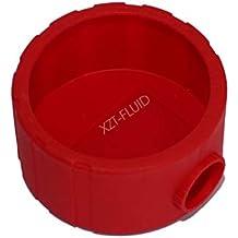 "aliCentral(TM) XZT Red Gauge Boot Protector for 3.15""/80mm Digital Pressure"