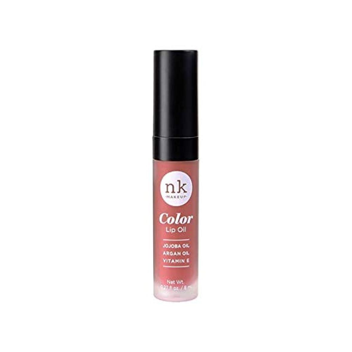 ひねくれたマリナーシャッフルNICKA K Color Lip Oil - French Affair (並行輸入品)