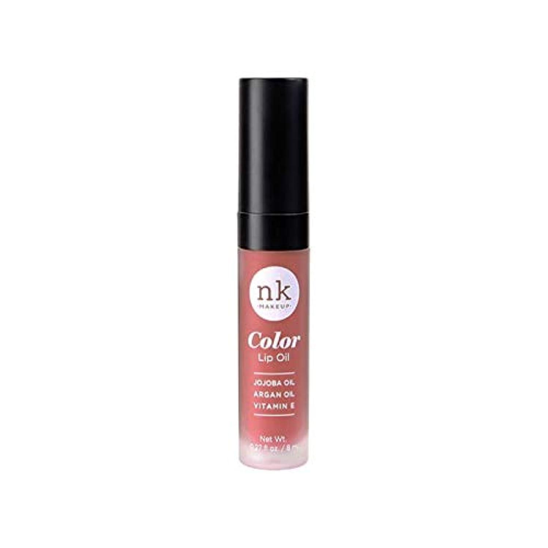 風変わりな無力意外NICKA K Color Lip Oil - French Affair (並行輸入品)