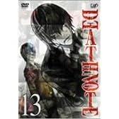 DEATH NOTE Vol.13 [DVD]