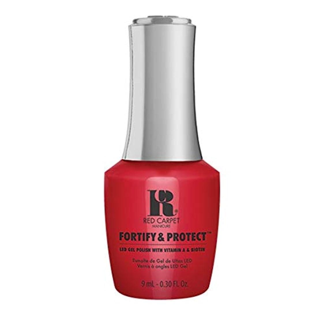 コンバーチブルコンパイル新年Red Carpet Manicure - Fortify & Protect - Red Carpet Premiere - 9ml / 0.30oz
