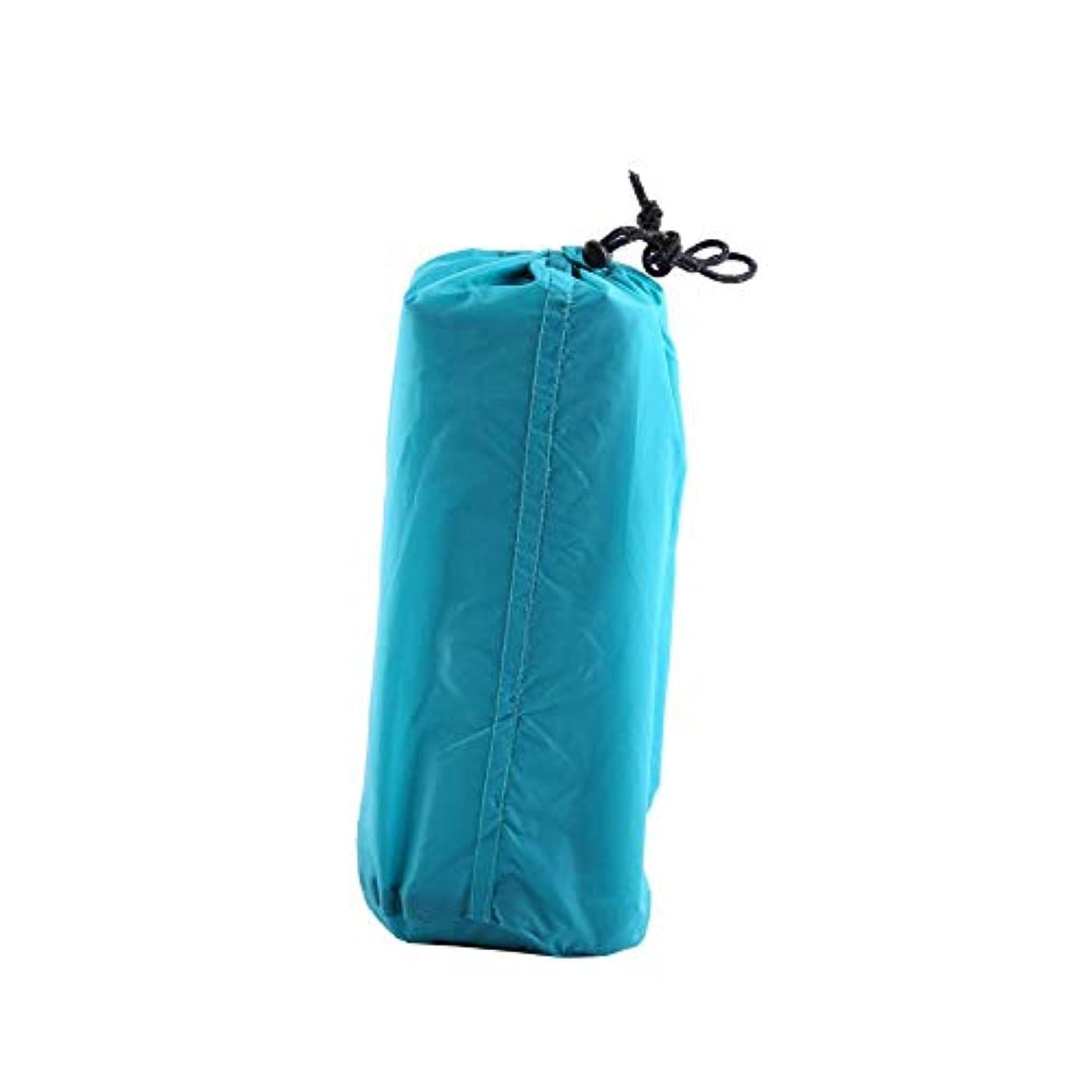 幼児コーチ気楽なスリーピングマット 寝袋 キャンプ用エアマットレス 膨脹可能 二重層 快適 持ち運び便利 3色