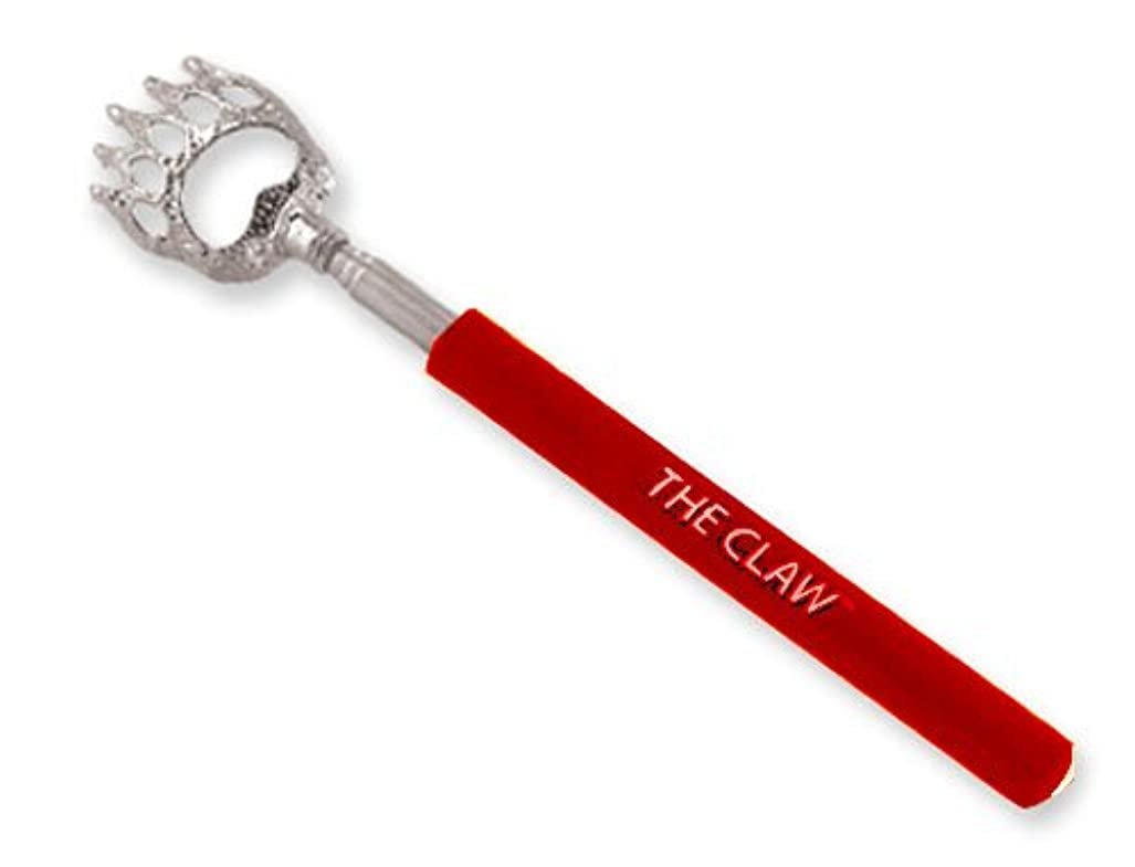 ホテルペイントさせるBear Claw Extendable Telescopic Back Scratcher (random color shipped) by Bear Claw Products