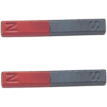 【2個セット】アーテック 棒フェライト磁石 A 8070
