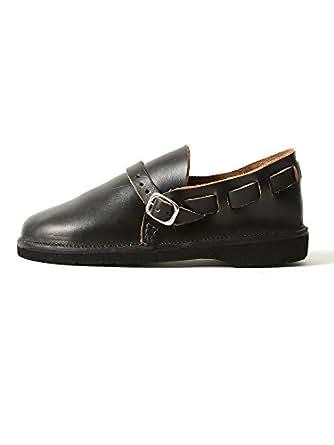 (フェルナンドレザー) Fernand Leather Middle English/オーロラシューズ(8.5(26.5cm))(black)