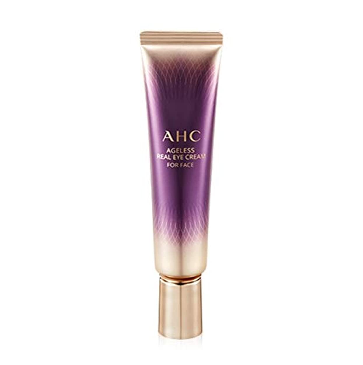 スモッグ弁護噴出する[New] AHC Ageless Real Eye Cream For Face Season 7 30ml / AHC エイジレス リアル アイクリーム フォーフェイス 30ml [並行輸入品]