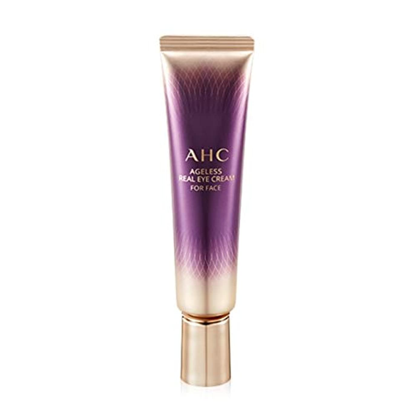 天文学複合チューブ[New] AHC Ageless Real Eye Cream For Face Season 7 30ml / AHC エイジレス リアル アイクリーム フォーフェイス 30ml [並行輸入品]