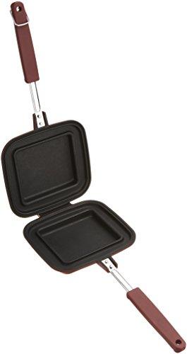 杉山金属 IH対応 ホットサンドメーカー スマイルクッカーDX B00IBOMQ2C 1枚目