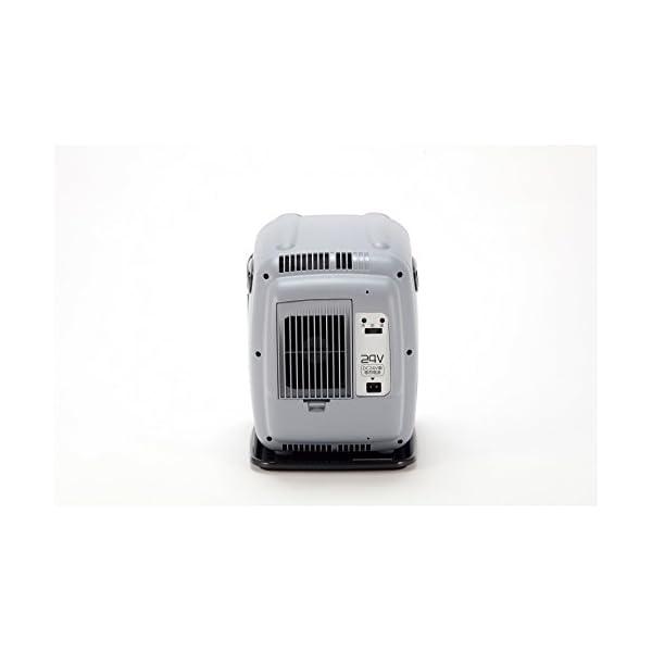 ツインバード DC24V専用コンパクト電子保冷...の紹介画像4