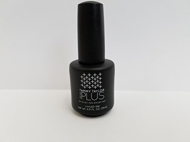 蓮誤解固体Tammy Taylor - Top Gel Plus UV/LED - 0.5 Oz / 15 mL
