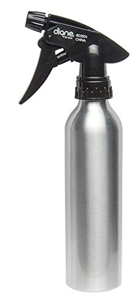 乱雑なすずめ却下するDiane スプレー?ボトル、 、 8オンス 銀