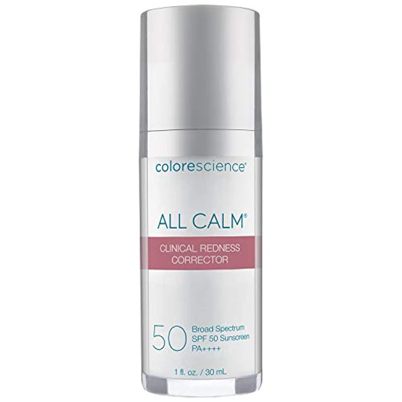 そんなに対象他にAll Calm Clinical Redness Corrector SPF 50