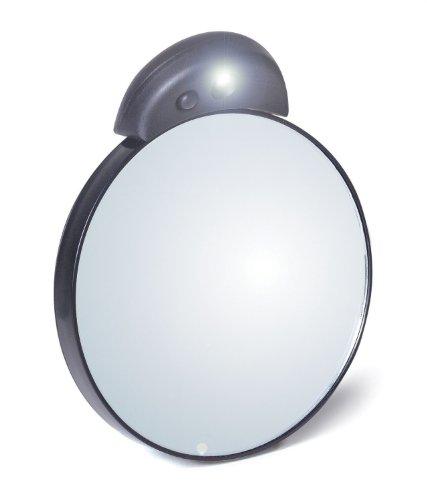 TWEEZERMAN マグニファイングミラー ライト付 58000-077