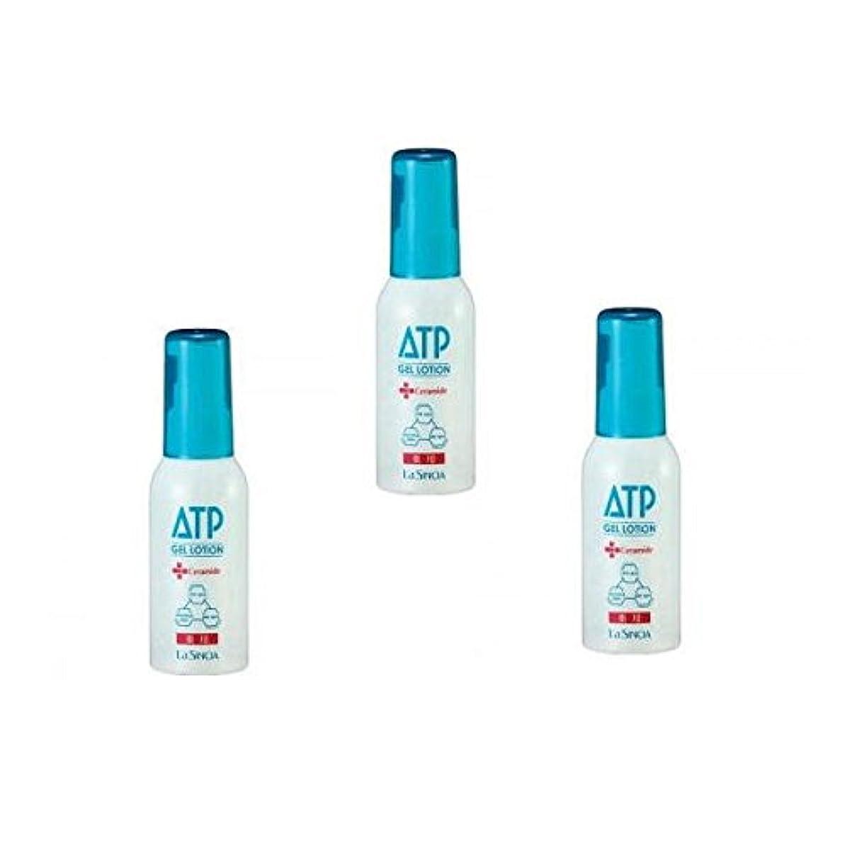 抑止するアフリカしばしば薬用ATPゲルローション 50ml 3個セット