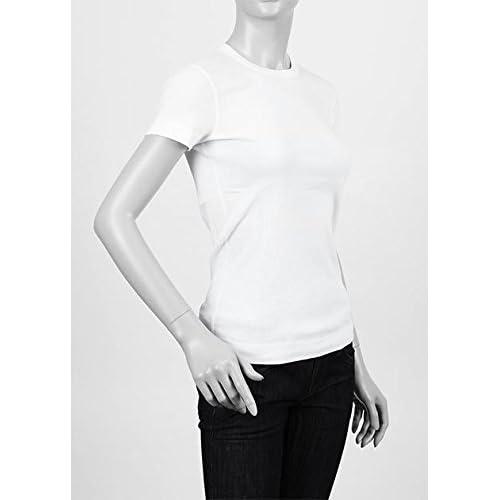 (スリードッツ) three dots クルーネックTシャツ Lサイズ Alex T WHITE ホワイト [並行輸入品]