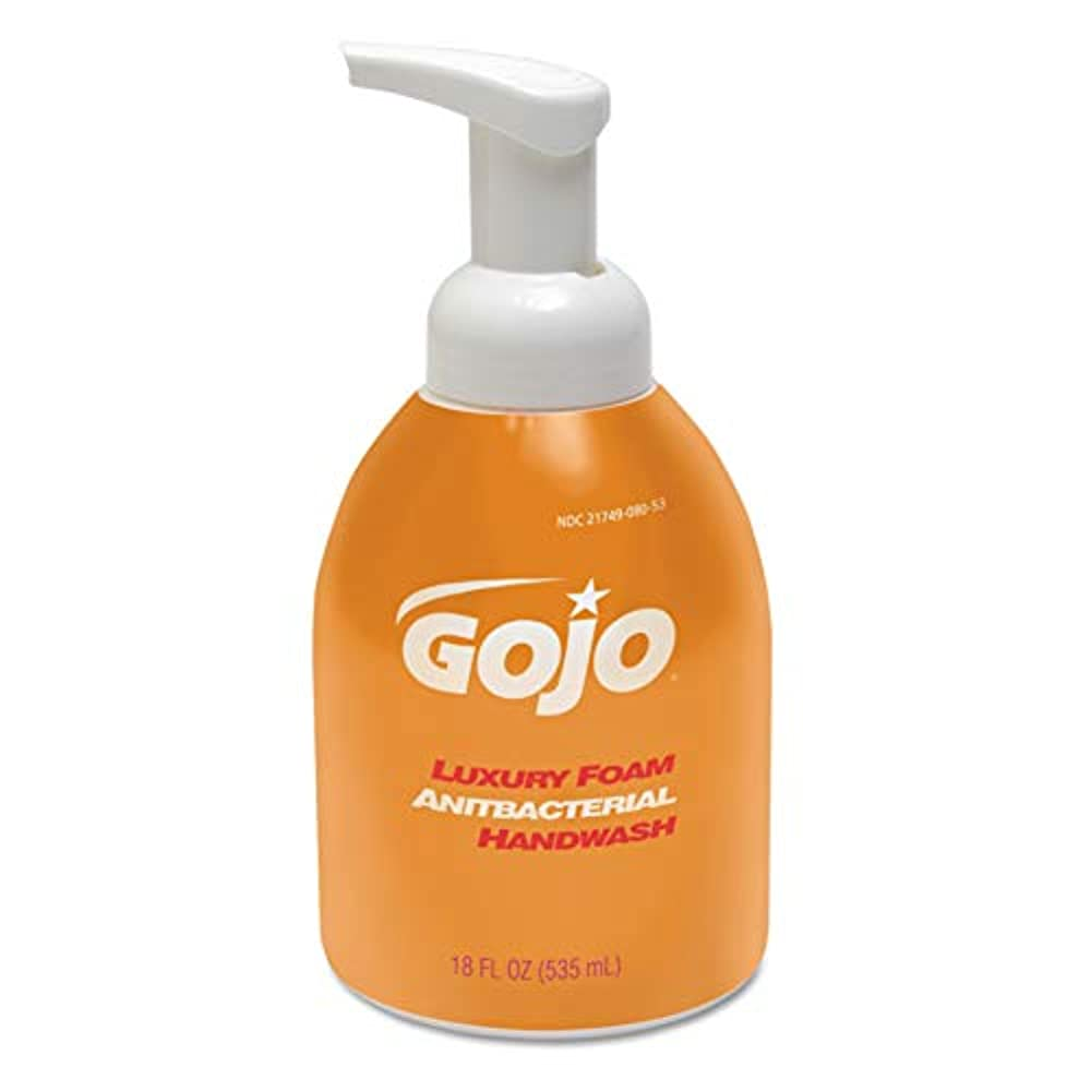 Luxury Foam Antibacterial Handwash, Orange Blossom, 18 oz Pump (並行輸入品)