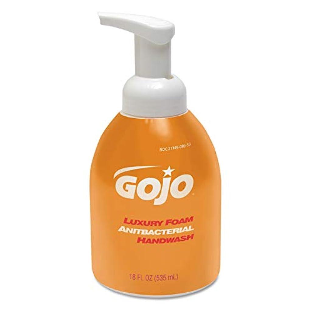 遮るディンカルビル肉Luxury Foam Antibacterial Handwash, Orange Blossom, 18 oz Pump (並行輸入品)
