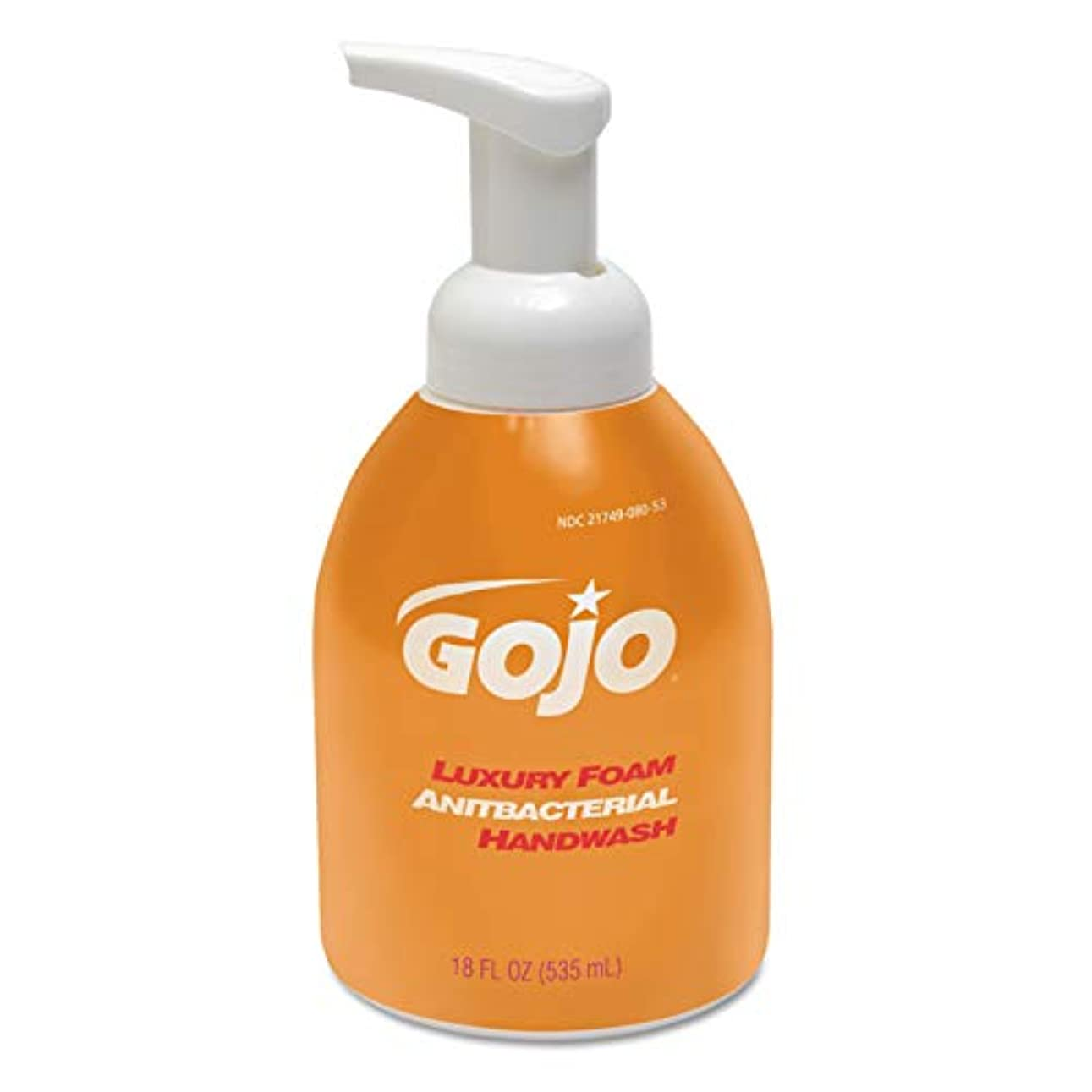 Luxury Foam Antibacterial Handwash, Orange Blossom, 18 oz Pump (並行輸入品)