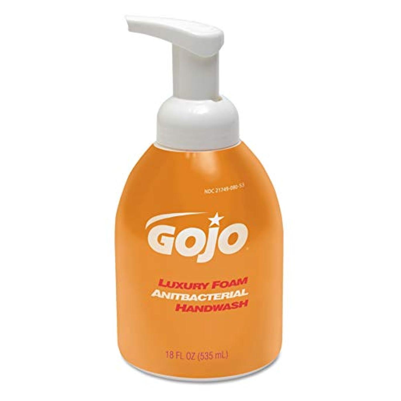 興奮好意公平なLuxury Foam Antibacterial Handwash, Orange Blossom, 18 oz Pump (並行輸入品)