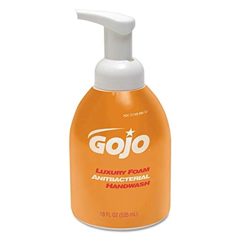 週末体現するパットLuxury Foam Antibacterial Handwash, Orange Blossom, 18 oz Pump (並行輸入品)