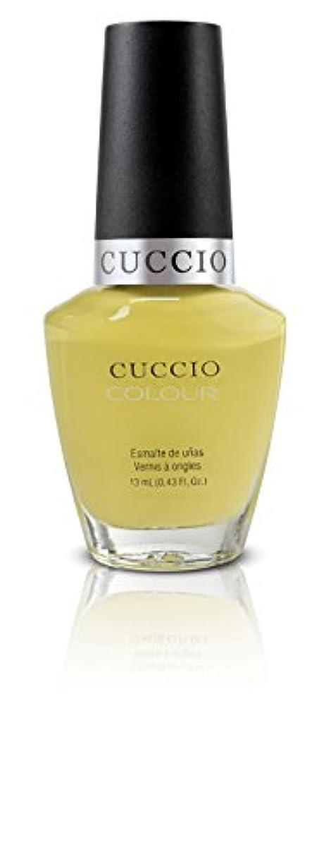洋服保証ウサギCuccio Colour Gloss Lacquer - Good Vibrations - 0.43oz / 13ml