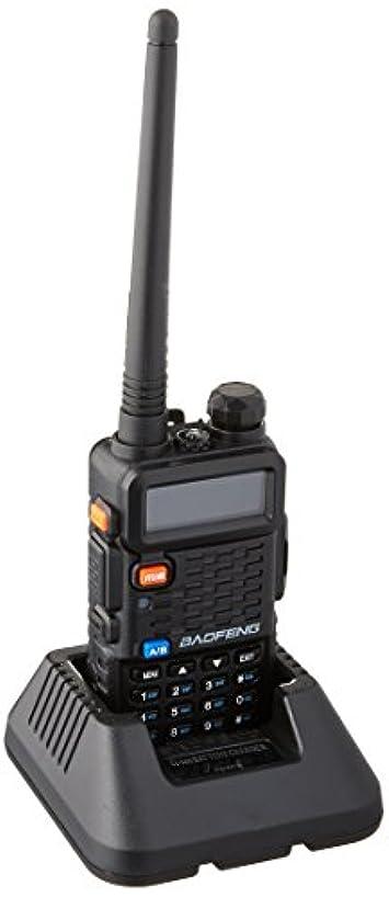病な高原ハリウッドBaofeng 2個入りf8 + 2 nd Generation FM Ham双方向ラジオトランシーバー