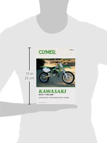 Kawasaki KX125 1992-2000 (Clymer Motorcycle Repair)