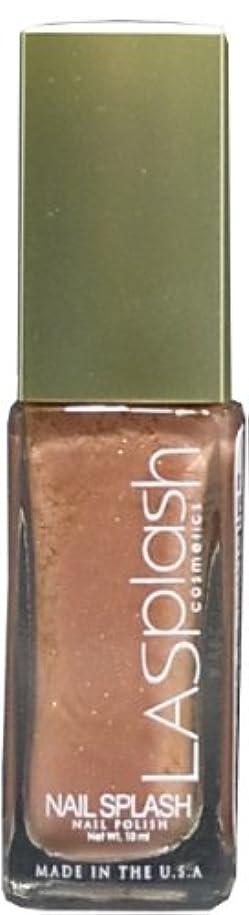 中級慈悲中央値LASplash ネイルカラー 104G Starlight Sand