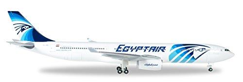 ヘルパ 1/500 A330-300 エジプト航空 SU-GDU 完成品の詳細を見る