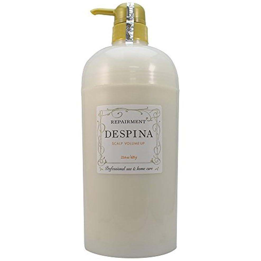 咳派手聖なる中野製薬 デスピナ リペアメント スキャルプ ボリュームアップ 670g