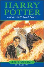 Harry Potter and the Half-Blood Prince (Harry Potter 6) (UK)の詳細を見る