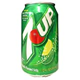 シーエフシージャパン 7UP(セブンアップ) 355ml缶×24本入