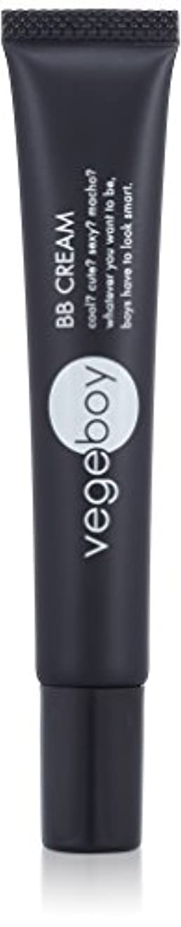 と遊ぶアクティビティ障害vegeboy(ベジボーイ) ベジボーイ BBクリーム 単品 20g