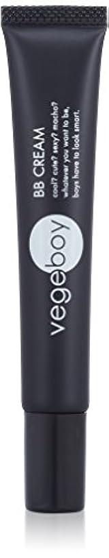 みなすコンパイル受動的vegeboy(ベジボーイ) ベジボーイ BBクリーム 単品 20g